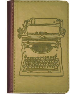 Typewriter Kindle Cover